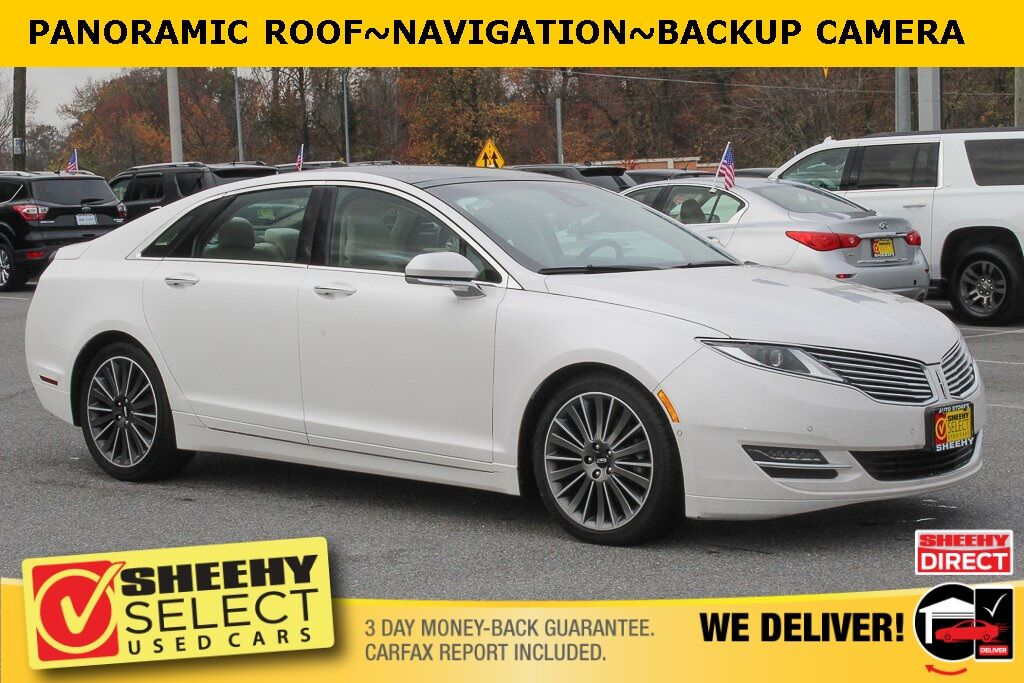 2016 Lincoln MKZ Base Suitland MD