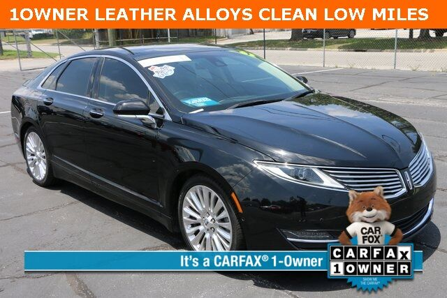 2016 Lincoln MKZ Base Savannah GA