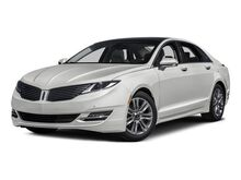 2016_Lincoln_MKZ_Black Label_ Orlando FL