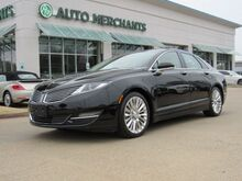 2016_Lincoln_MKZ_FWD LEATHER SEATS, SUNROOF, NAVIGATION, HEATED AND COOLED FRONT SEATS_ Plano TX