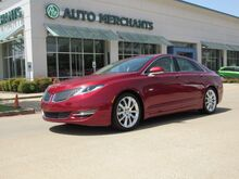 2016_Lincoln_MKZ_FWD NAV, BACKUP CAM, HTD/COOLED STS, BLUETOOTH, PUSH BUTTON, SUNROOF, AUX/USB, SAT RADIO_ Plano TX