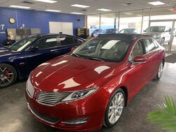 2016_Lincoln_MKZ_Hybrid_ Cleveland OH