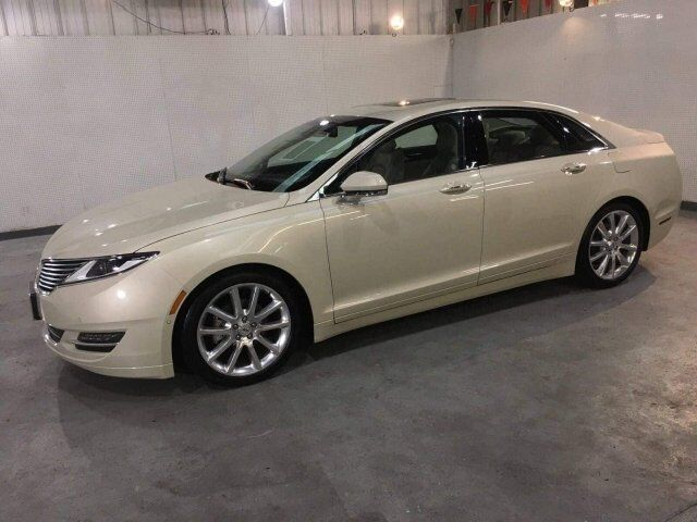 2016 Lincoln MKZ Hybrid Oroville CA
