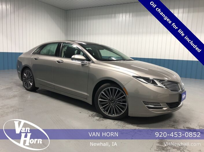 2016 Lincoln MKZ Hybrid Plymouth WI