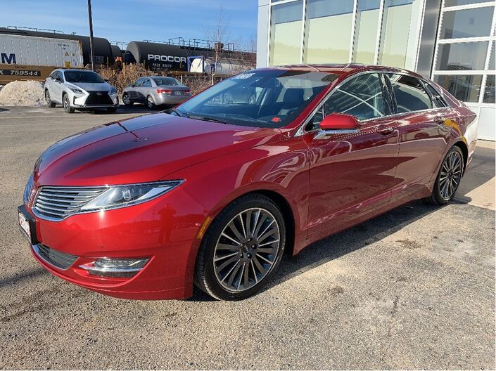 2016 Lincoln MKZ SUNROOF/NAV Saint John NB