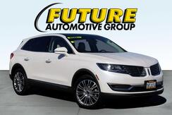 2016_Lincoln_Mkx_Reserve_ Roseville CA