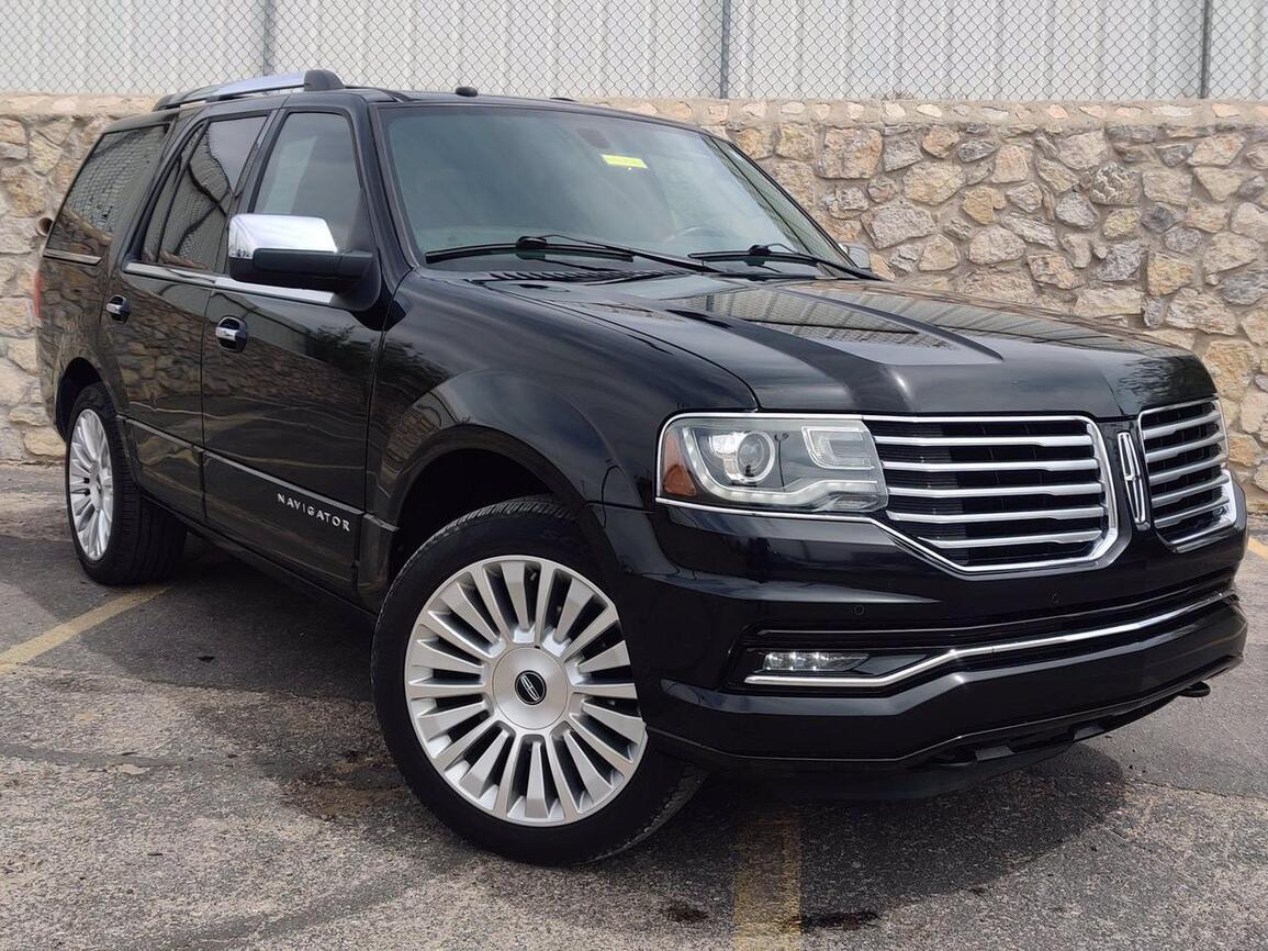 2016 Lincoln Navigator Select El Paso TX