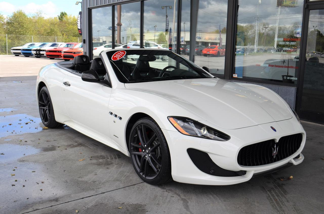 2016 MASERATI GRANTURISMO SPORT Knoxville TN