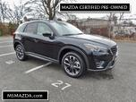 2016 MAZDA CX-5 GT - All Wheel Drive - Leather - Moonroof - Navigation - 11057 MI