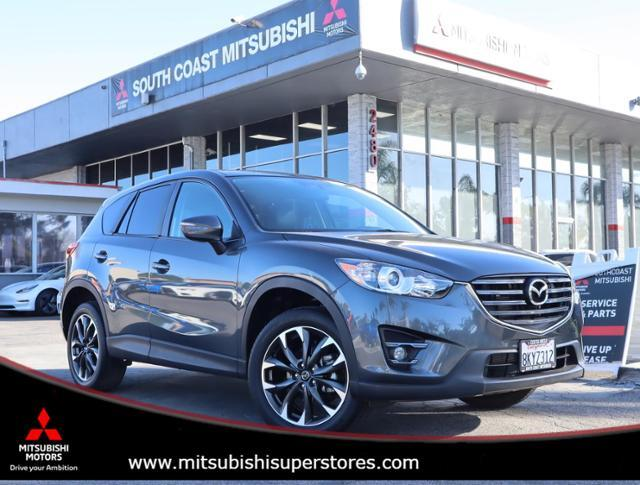 2016 MAZDA CX-5 Grand Touring Cerritos CA