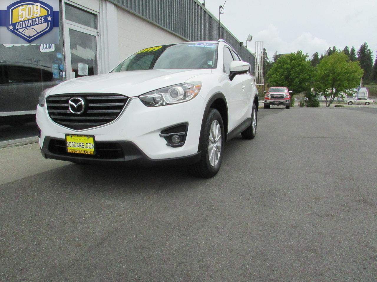 2016 MAZDA CX-5 TOURING Touring Spokane Valley WA