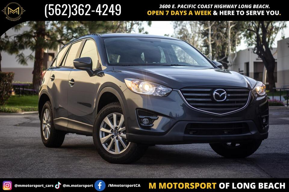 2016_MAZDA_CX-5_Touring Sport Utility 4D_ Long Beach CA