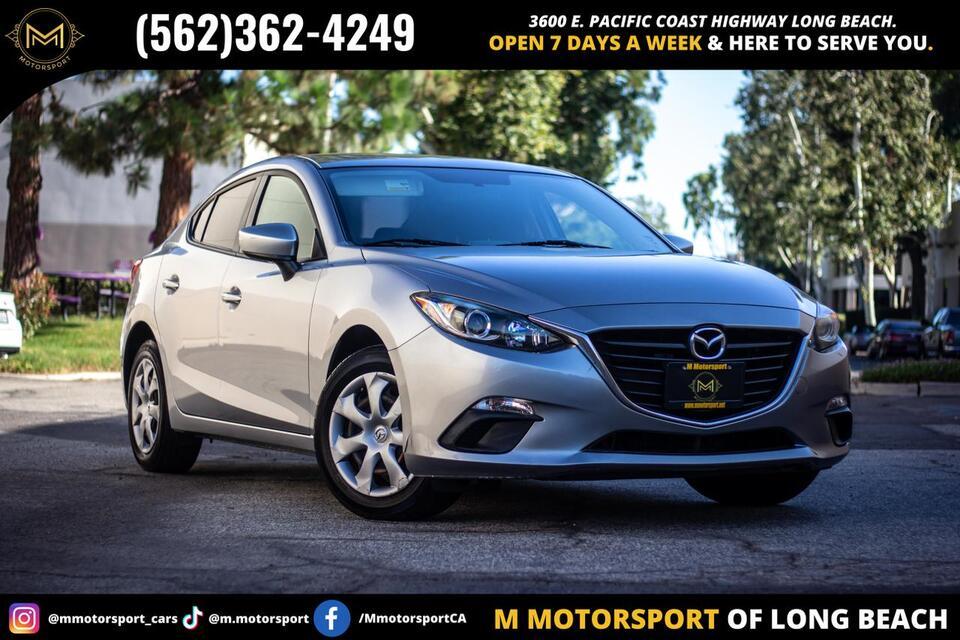 2016_MAZDA_MAZDA3_i Sport Sedan 4D_ Long Beach CA