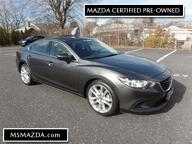 2016 MAZDA MAZDA6 Touring - 6 Spd Manual - Leatherette - Blind Spot Alert - 22230 MI Maple Shade NJ