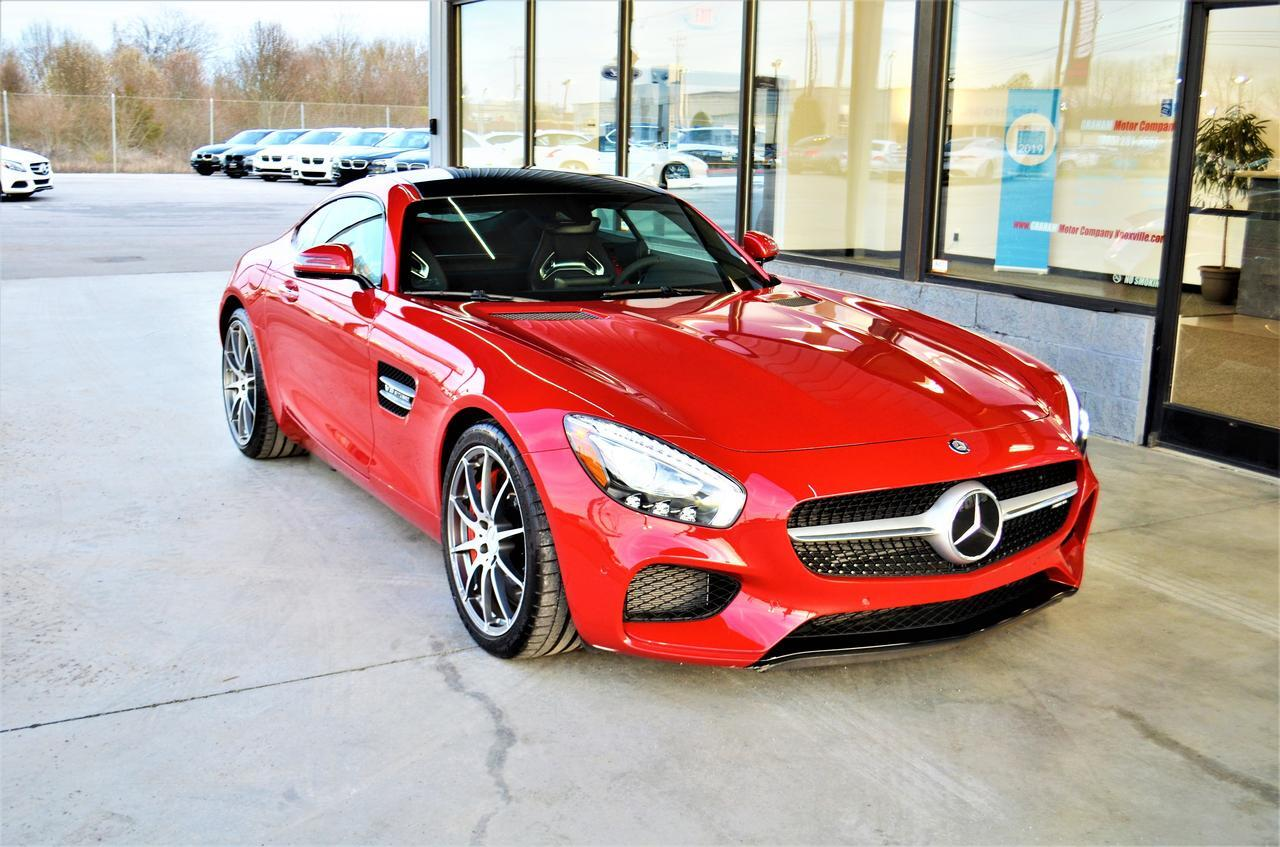 2016 MERCEDES-BENZ AMG GT S Knoxville TN