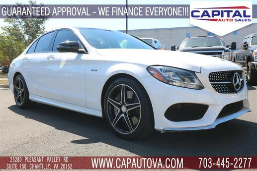 2016 MERCEDES-BENZ C 450 AMG Chantilly VA