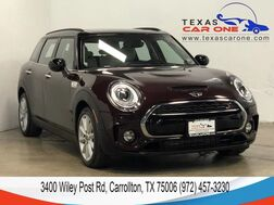 2016_MINI_Clubman_S PREMIUM PKG TECH PKG NAVIGATION HARMAN KARDON PANORAMA LEATHER_ Carrollton TX