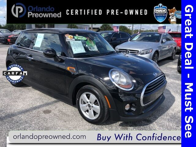 2016 MINI Cooper Base Orlando FL