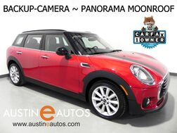 2016_MINI_Cooper Clubman_*BACKUP-CAMERA, PANORAMA MOONROOF, VISUAL BOOST, HARMAN/KARDON, COMFORT ACCESS, 17 INCH WHEELS, BLUETOOTH PHONE & AUDIO_ Round Rock TX