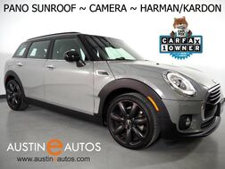 2016_MINI_Cooper Clubman_*BACKUP-CAMERA, PANORAMA MOONROOF, VISUAL BOOST, HARMAN/KARDON, HEATED SEATS, COMFORT ACCESS, LED HEADLIGHTS, BLACK ALLOYS, BLUETOOTH PHONE & AUDIO_ Round Rock TX