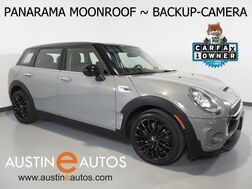 2016_MINI_Cooper Clubman S 4Dr_*BACKUP-CAMERA, PANORAMA MOONROOF, HARMAN/KARDON, VISUAL BOOST, COMFORT ACCESS, BLACK ALLOY WHEELS, BLUETOOTH PHONE & AUDIO_ Round Rock TX