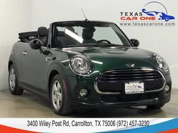 2016_MINI_Cooper Convertible_AUTOMATIC LEATHER HEATED SEATS REAR CAMERA REAR PARKING DISTANCE_ Carrollton TX