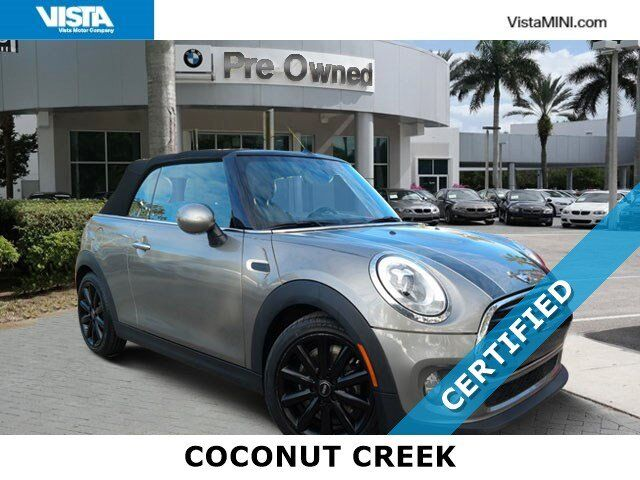 2016 MINI Cooper Convertible Base Coconut Creek FL