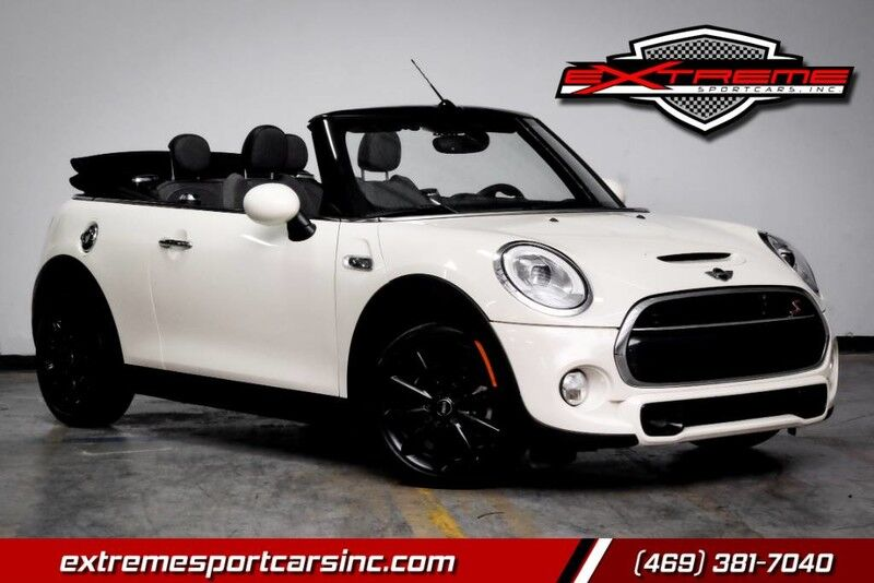 2016 MINI Cooper Convertible S Carrollton TX