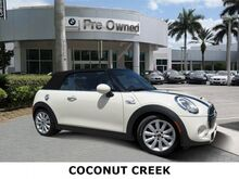 2016_MINI_Cooper Convertible_S_ Coconut Creek FL