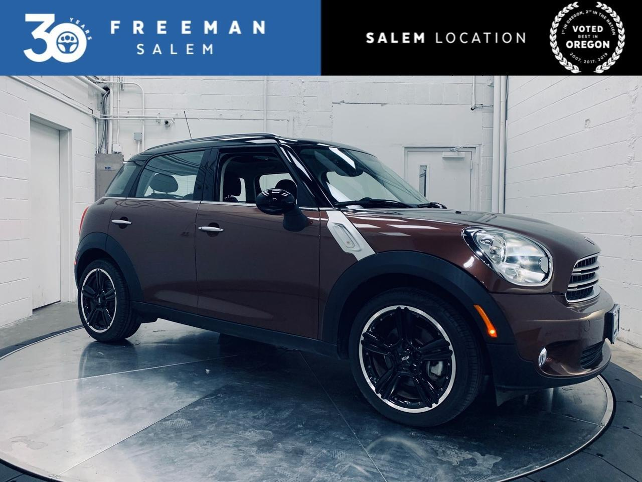 2016 MINI Cooper Countryman 18K Miles Pano Roof Heated Seats