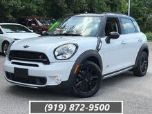 2016_MINI_Cooper Countryman_ALL4 4dr S_ Cary NC