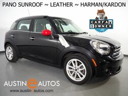 2016_MINI_Cooper Countryman_*AUTOMATIC, PANORAMA MOONROOF, VISUAL BOOST, PARK DISTANCE CONTROL, LEATHER, HEATED SEATS, COMFORT ACCESS, HARMAN/KARDON_ Round Rock TX
