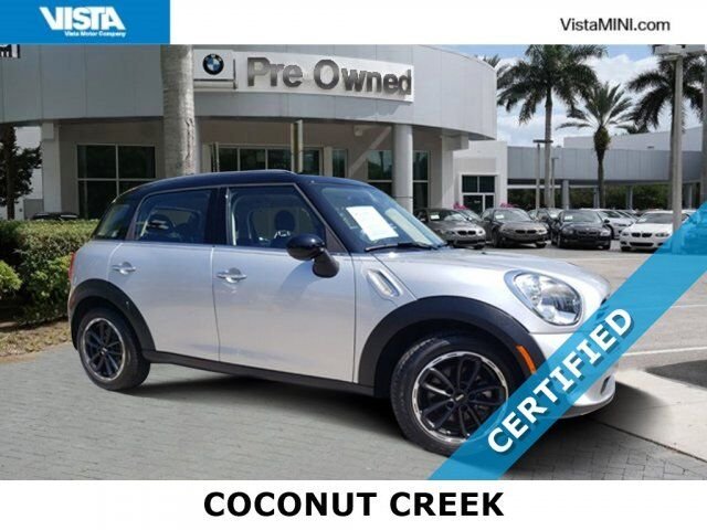 2016 MINI Cooper Countryman Base Pompano Beach FL