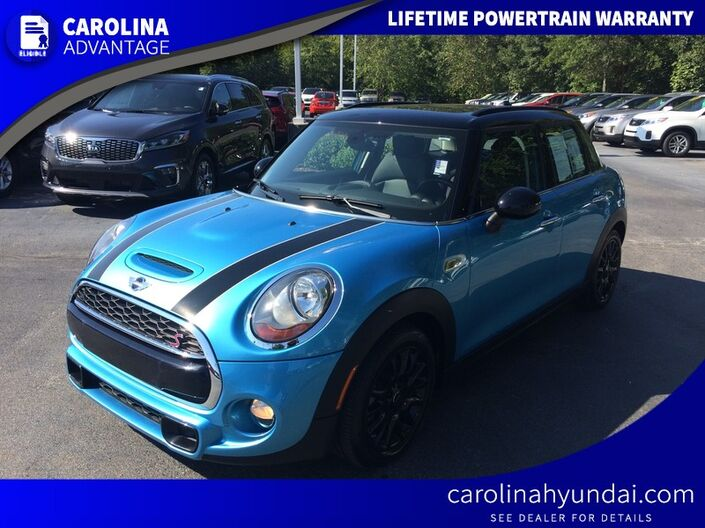 2016 MINI Cooper Hardtop 4 Door S High Point NC