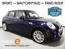 2016_MINI_Cooper Hardtop 4Dr_*NAVIGATION, HEADS-UP DISPLAY, BACKUP-CAMERA, SPORT PKG, PANORAMA MOONROOF, LOUNGE LEATHER, HARMAN/KARDON, COMFORT ACCESS, BLUETOOTH_ Round Rock TX