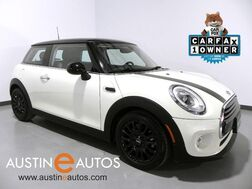 2016_MINI_Cooper Hardtop_*AUTOMATIC, VISUAL BOOST, STEERING WHEEL CONTROLS, BLACK ALLOY WHEELS, CRUISE, LED HEADLIGHTS, BLUETOOTH PHONE & AUDIO_ Round Rock TX