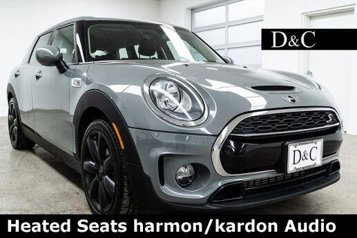 2016 MINI Cooper S Clubman Portland OR