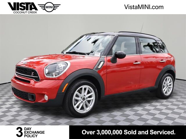 2016 MINI Cooper S Countryman Base Coconut Creek FL