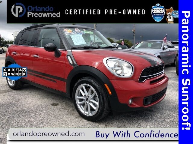 2016 MINI Cooper S Countryman Base Orlando FL