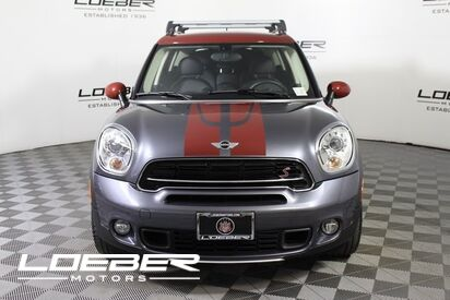 2016 MINI Cooper S Countryman PARK LANE EDITION