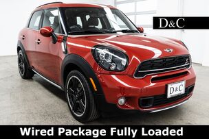 2016 MINI Cooper S Countryman Wired Package Fully Loaded