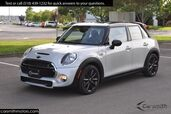 2016 MINI Cooper S Hatch with PanoRoof and MSRP $31,580 Sport with 17 wheels/ One Owner/Harmon Kardon