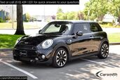 2016 MINI Cooper S with PanoRoof/ Navigation/ MSRP $33,035 Dynamic Damper/Heads Up/17 Cosmos Black Wheels