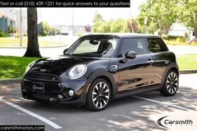 2016_MINI_Cooper S with PanoRoof/ Navigation/ MSRP $33,035_Dynamic Damper/Heads Up/17 Cosmos Black Wheels_ Fremont CA