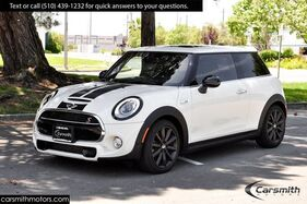 2016_MINI_Cooper S with PanoRoof/ Navigation/ MSRP $33,845_ONLY 13K MILES!!!!/17 Cosmos Black Wheels/6 SPEED_ Fremont CA