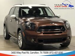 2016_MINI_Countryman_S ALL4 AWD AUTOMATIC PREMIUM PKG COLD WEATHER PKG PANORAMA HARMA_ Carrollton TX