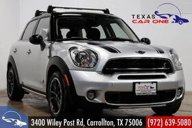 2016_MINI_Countryman_S ALL4 HARMAN KARDON PANORAMA LEATHER HEATED SEATS BLUETOOTH_ Carrollton TX