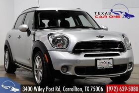 2016_MINI_Countryman_S ALL4 LEATHER SEATS HEATED SEATS BLUETOOTH AUTOMATIC_ Carrollton TX