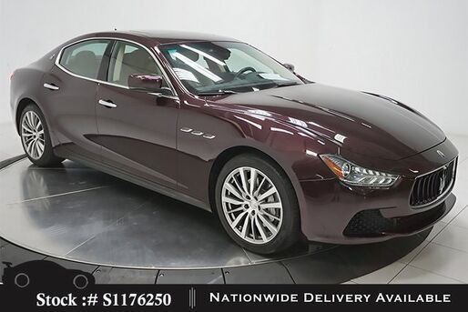 2016_Maserati_Ghibli_NAV,CAM,SUNROOF,HTD STS,19IN WLS,HID LIGHTS_ Plano TX
