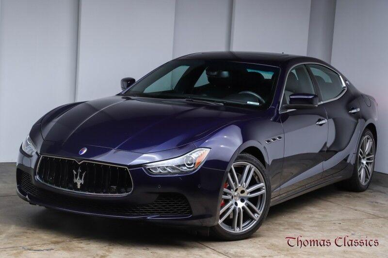 2016 Maserati Ghibli S Q4 Akron OH